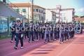 14/03/2016 VIAREGGIO (LU), cerimonia di apertura della VIAREGGIO CUP 2016 con la partita INTER - AKADEMIJA PANDEV svolta allo stadio dei pini a VIAREGGIO